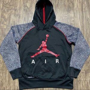 Nike Air Jordan Hoodie Sweatshirt Jumpman Size M
